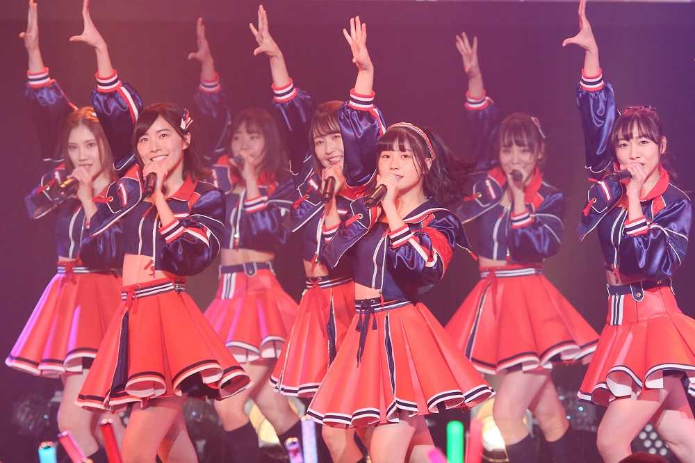 SKE48、ニューシングル発売日にリリース記念イベント!「10周年イヤーを駆け抜けていきます!」