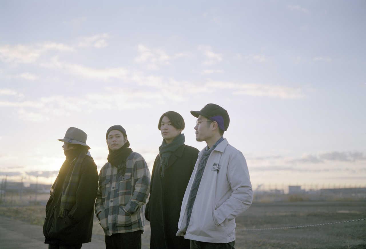 Yogee New Waves メジャーデビュー第一弾となる 3rd e.p.「SPRING CAVE e.p.」が3月14日に発売決定!