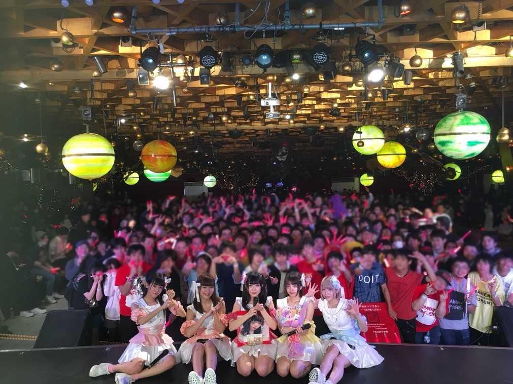 『POMBASHI WHEEL2018』1000名を超える来場を迎え大阪でのアイドルサーキットがグランドフィナーレ!