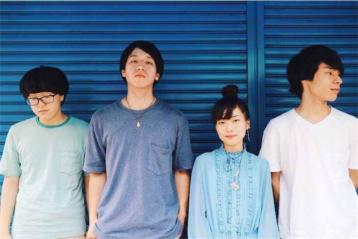 京都インディーシーン最注目新人ベランダ、初の全国流通盤をリリース!