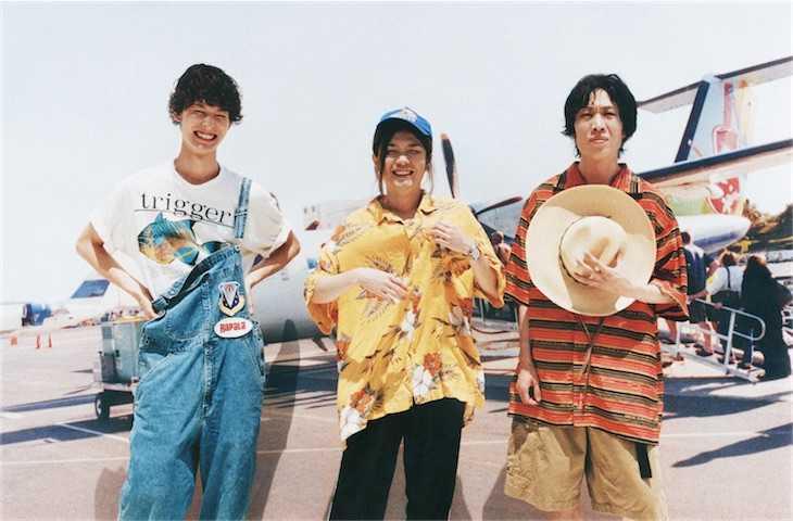 Tempalay、2nd アルバムに常田大希(King Gnu)のRemix&未収録曲を収録した2枚組レコード発売決定!