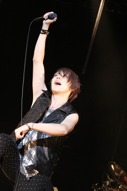 8月25日@渋谷公会堂