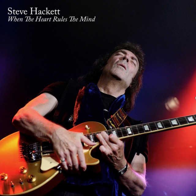 スティーヴ・ハケットがGTRの名曲をセルフ・カバーしたニューシングル「When the Heart Rules the Mind」をリリース!MARILLIONのスティーヴ・ロザリーも参加