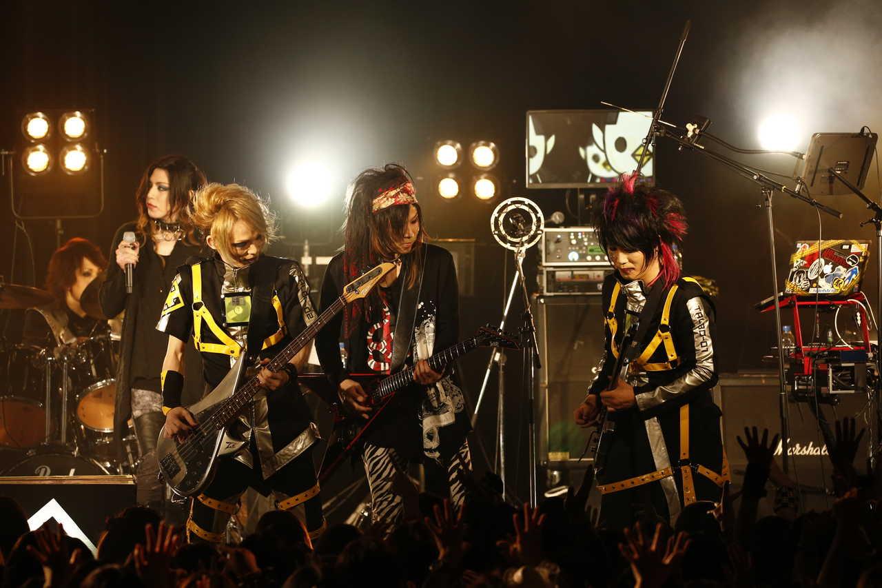 2月1日@東京・LIQUIDROOM Live Photo by 大塚秀美