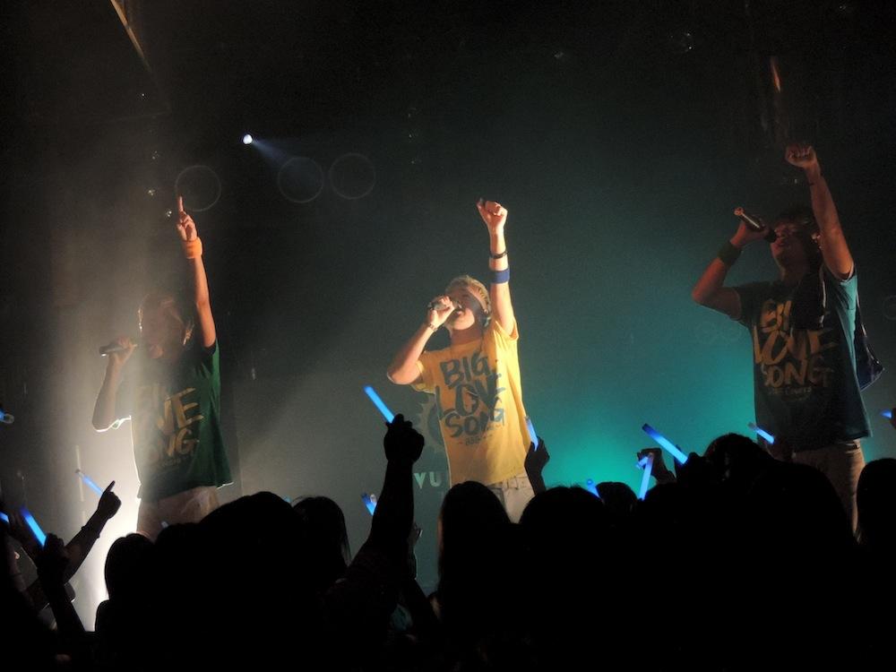 8月29日@東京・渋谷VUENOS