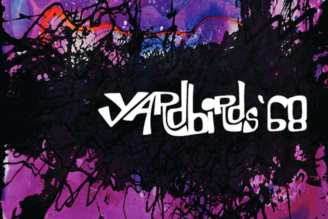 ジミー・ペイジ、プロデュース!THE YARDBIRDS(ヤードバーズ)幻のライヴ&スタジオ音源「Yardbirds '68」