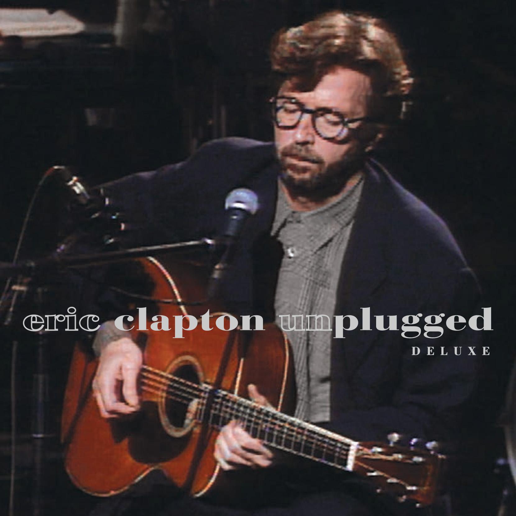 アルバム『アンプラグド~アコースティック・クラプトンDELUXE』(2CD)