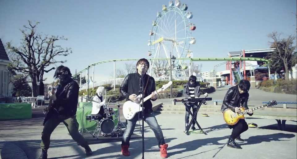 「デンシンタマシイ」Music Video