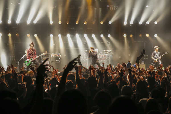 2月9日@マイナビBLITZ赤坂 photo by 田中和子(TANAKA KAZUKO) (okmusic UP's)