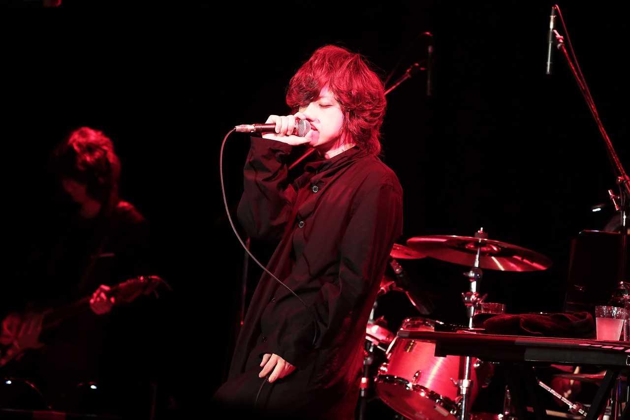2月9日@岐阜club G Photo by 柏田芳敬
