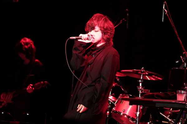 2月9日@岐阜club G Photo by 柏田芳敬 (okmusic UP's)