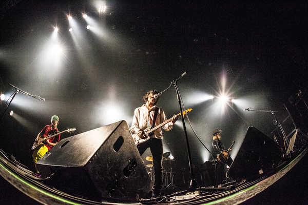 2月10日@マイナビBLITZ赤坂 (okmusic UP's)