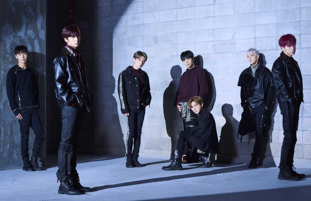 人気が高まる注目グループMONSTA X 日本1stアルバム「PIECE」を4月25日に発売発表!