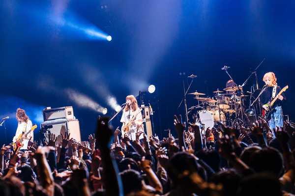2月14日@Zepp DiverCity Tokyo (okmusic UP's)