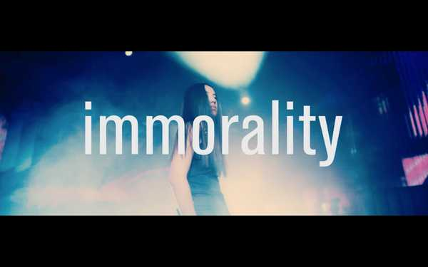 「immorality(Arranged by 岡崎体育)」MV (okmusic UP's)