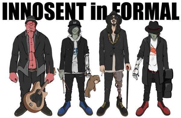 INNOSENT in FORMAL (okmusic UP's)