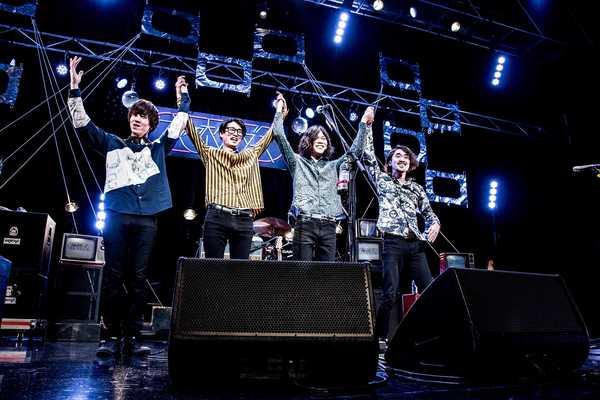 2月16日@なんば Hatch photo by キムラユキ (okmusic UP's)