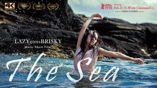ショートフィルム『The Sea』 (okmusic UP's)
