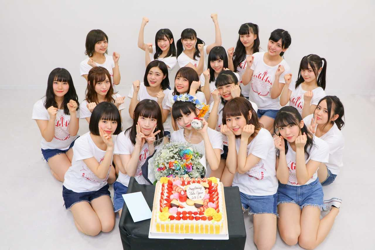 NGT48 生誕祭ケーキをパティシエを目指す専門学校生が作る取り組みがスタート