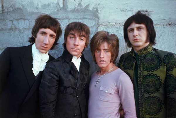 The Who (okmusic UP's)