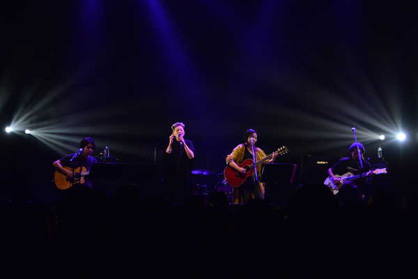 2月26日@渋谷O-EAST photo by 石川真魚  (okmusic UP's)