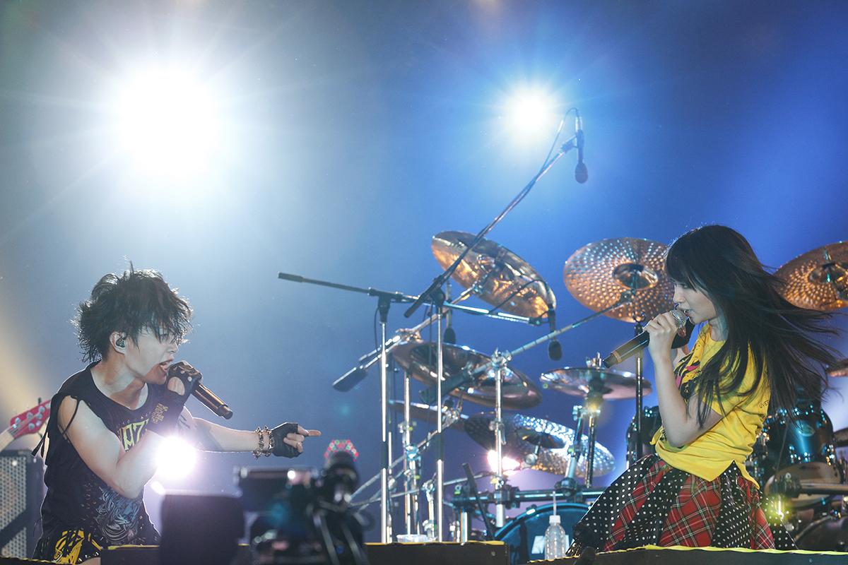 9月22日@T.M.Revolution×水樹奈々