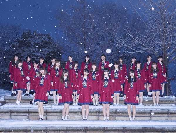 NGT48 (okmusic UP's)
