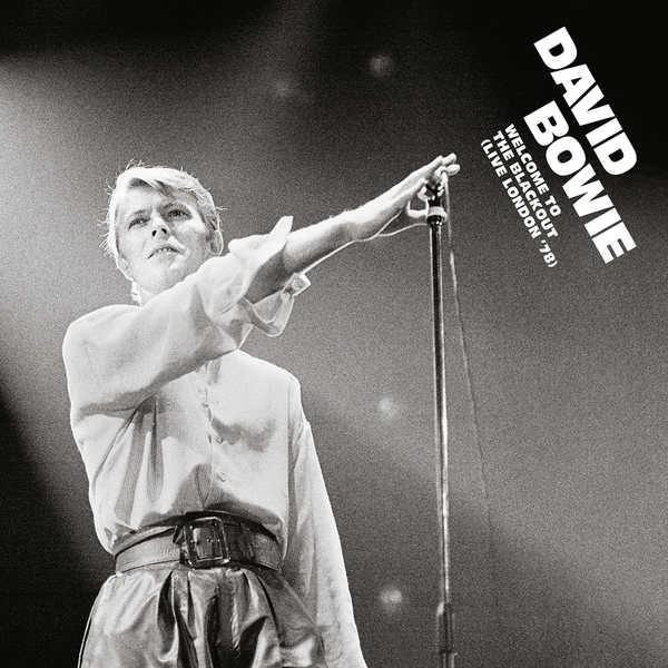 3枚組LP『ウェルカム・トゥ・ザ・ブラックアウト(ライヴ・ロンドン'78)』 (okmusic UP's)