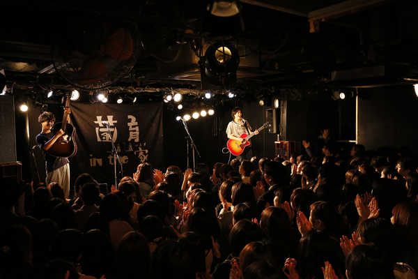 3月3日@F.A.D yokohama Photo by 山川哲矢 (okmusic UP's)