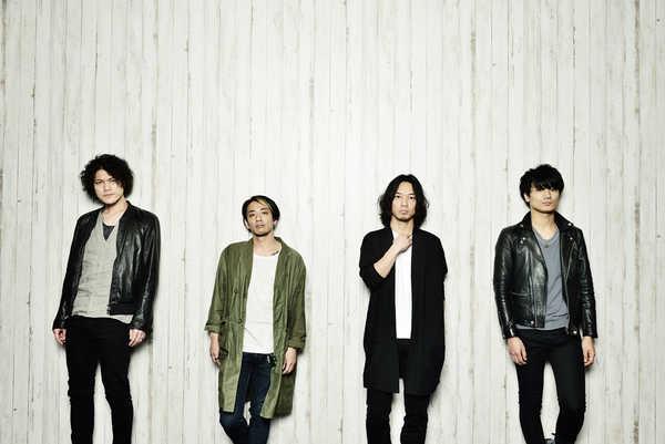 菅原 卓郎(9mm Parabellum Bullet)、村松 拓(Nothing's Carved In Stone)、⼭⽥ 将司(THE BACK HORN)、佐々⽊ 亮介(a flood of circle) (okmusic UP's)