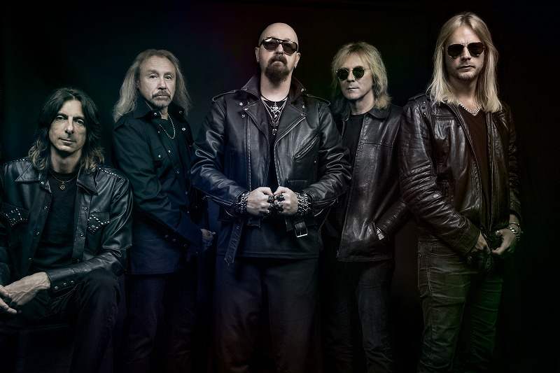 Judas Priest photo by Justin Borucki