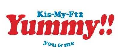 『Yummy!!』&シングル「You&Me」ロゴ (okmusic UP's)