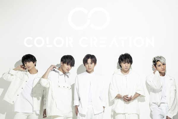 COLOR CREATION (okmusic UP's)