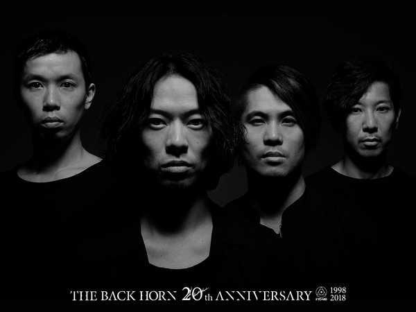 THE BACK HORN (okmusic UP's)