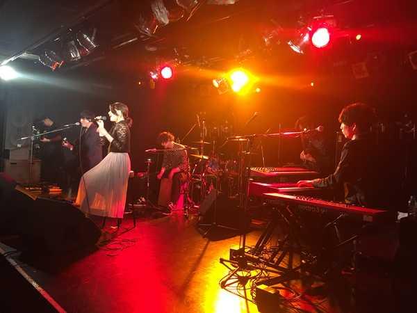 3月16日(金)@大阪Music Club JANUS (okmusic UP's)