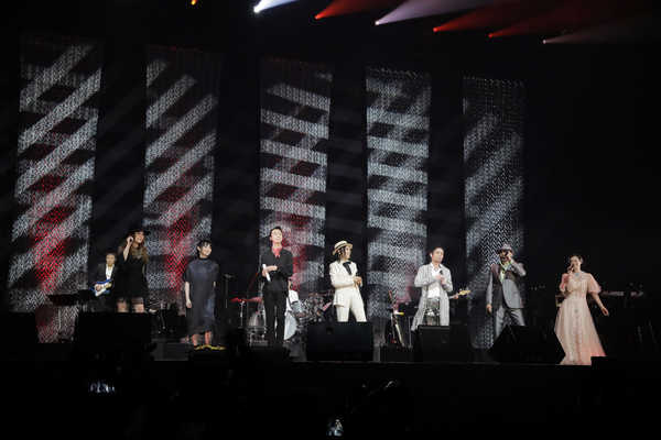 3月17日(土)@『PERFECT ONE presents SONGS & FRIENDS』 photo by 上飯坂 一 (okmusic UP's)