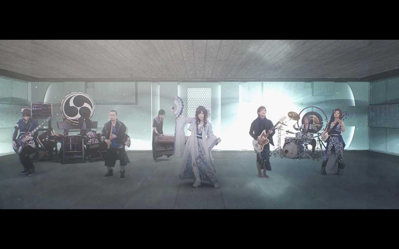 和楽器バンド、ALリード曲「細雪」のMVを公開!! 日本独自の伝統文化を和のアート空間と融合させた作品に!!