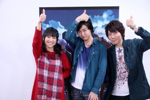 逢坂・羽多野・安野のTVアニメ『ハマトラ』Project始動記念特番の模様