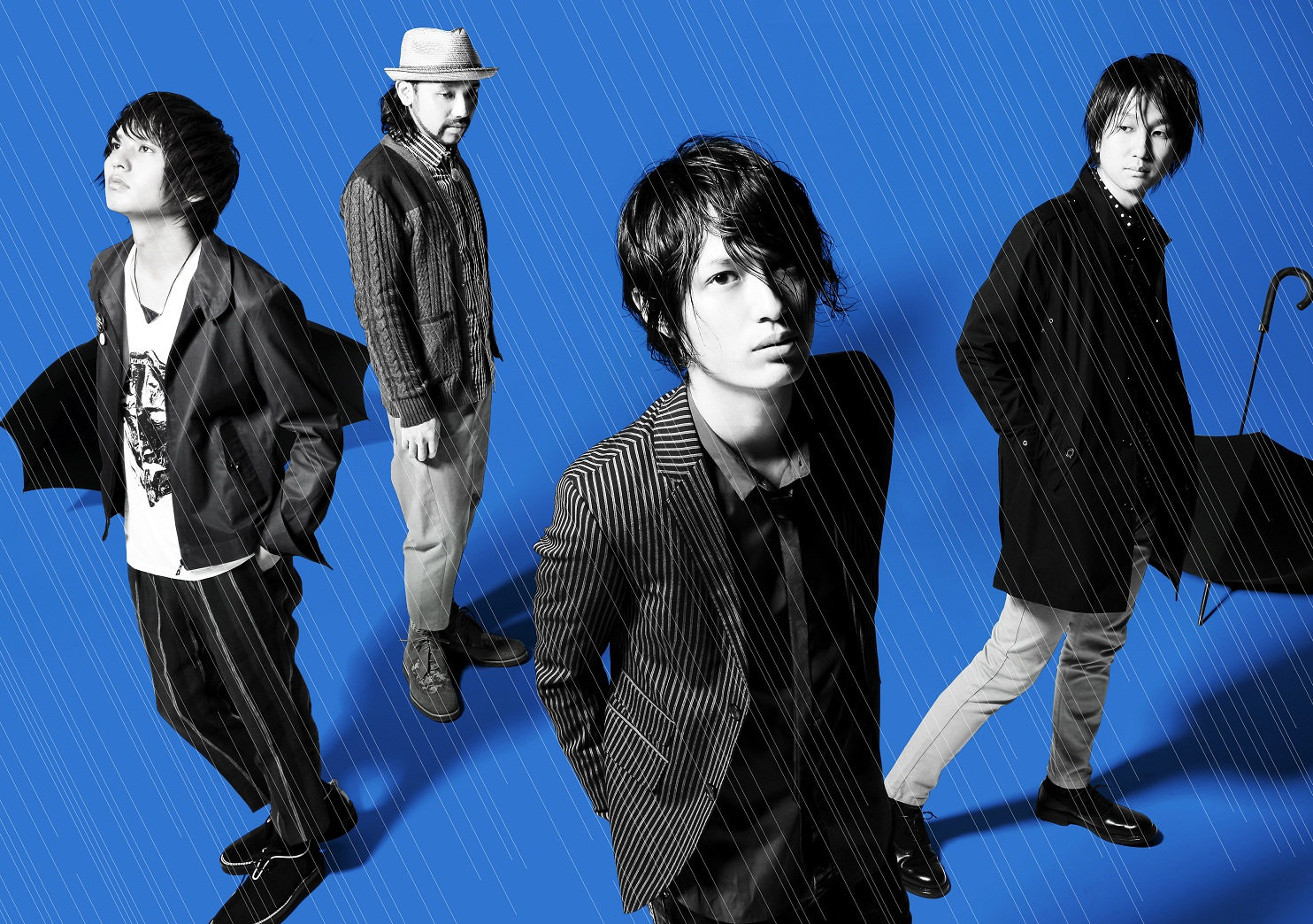 NICO Touches the Walls、初の自...