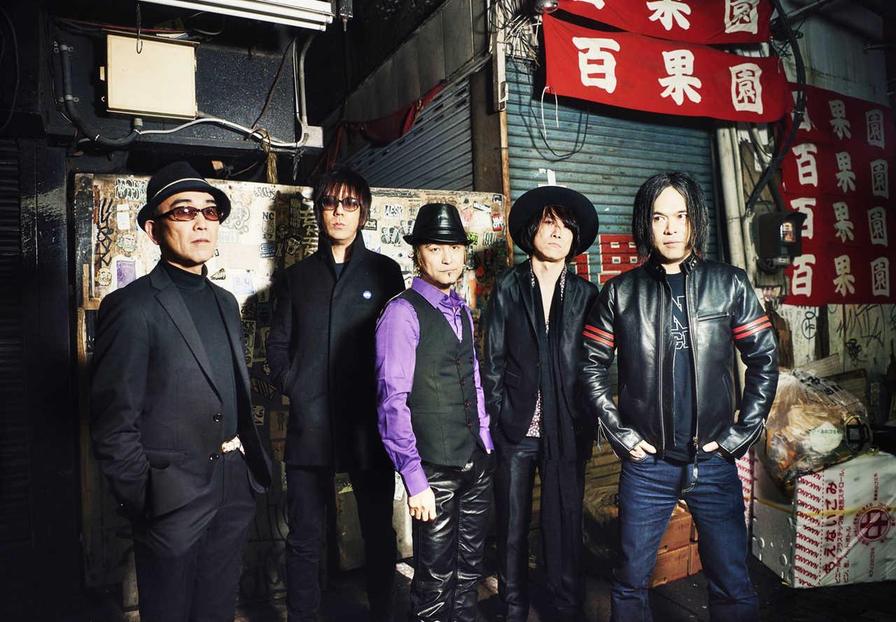 ソウル・フラワー・ユニオン 結成25周年を記念して90年代のオリジナル・アルバム5枚の紙ジャケ再発が決定!