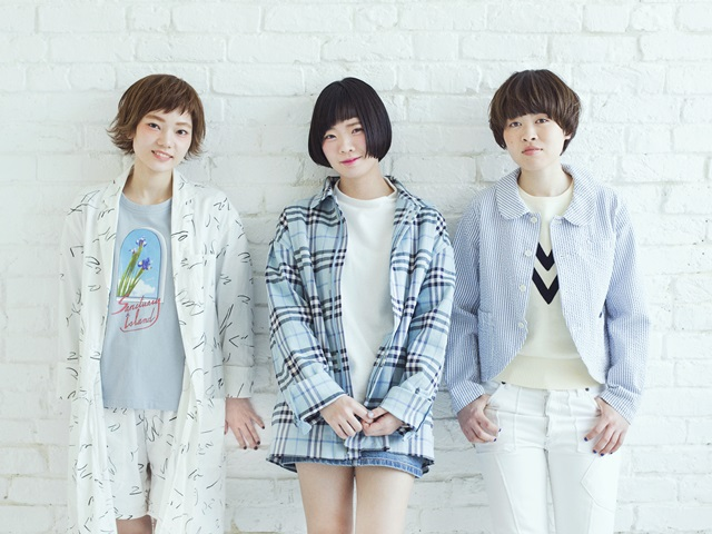 SHISHAMO (c)GOOD CREATORS RECORDS / ユニバーサルシグマ