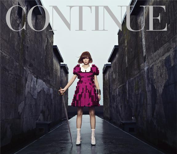 アルバム『CONTINUE』【初回限定盤】