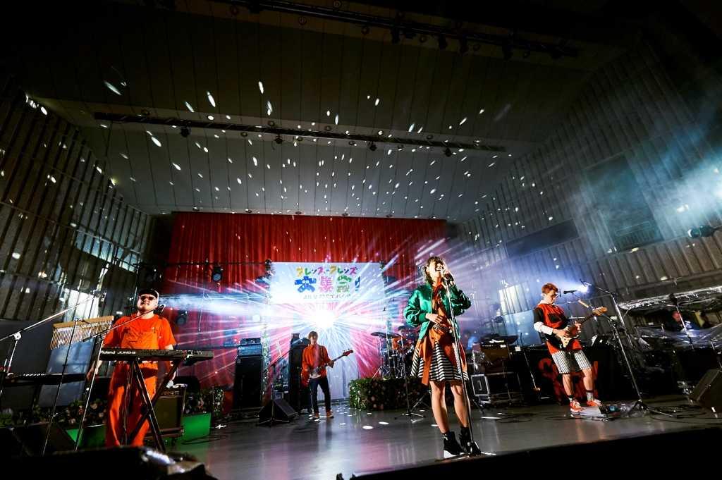 4月14日(土)@日比谷野外大音楽堂 photo by Midori Kondoh/@RayOtabe/スズキメグミ