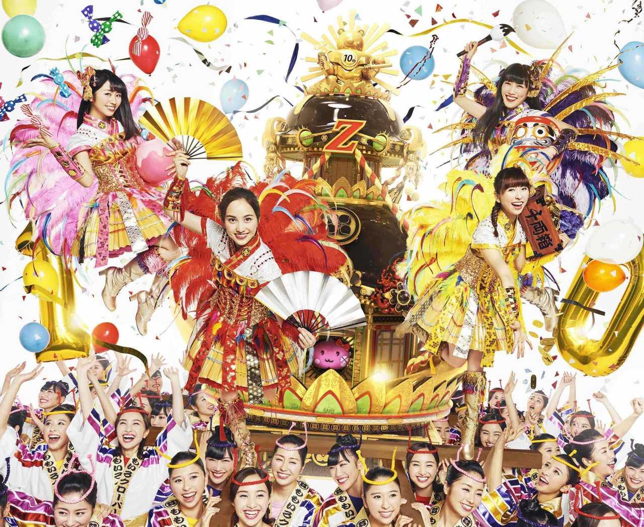 ももクロのベストALタイトルは『MOMOIRO CLOVER Z BEST ALBUM 「桃も十、番茶も出花」』に決定!!