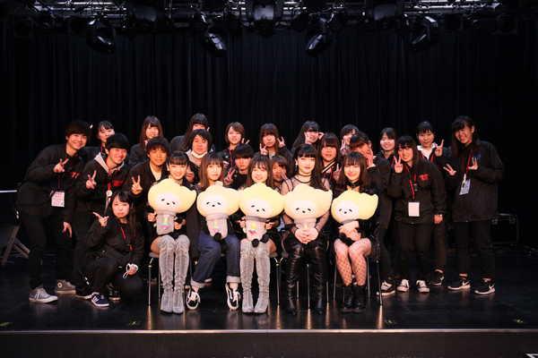 フェアリーズ×日本工学院学生 インタビュー (okmusic UP's)