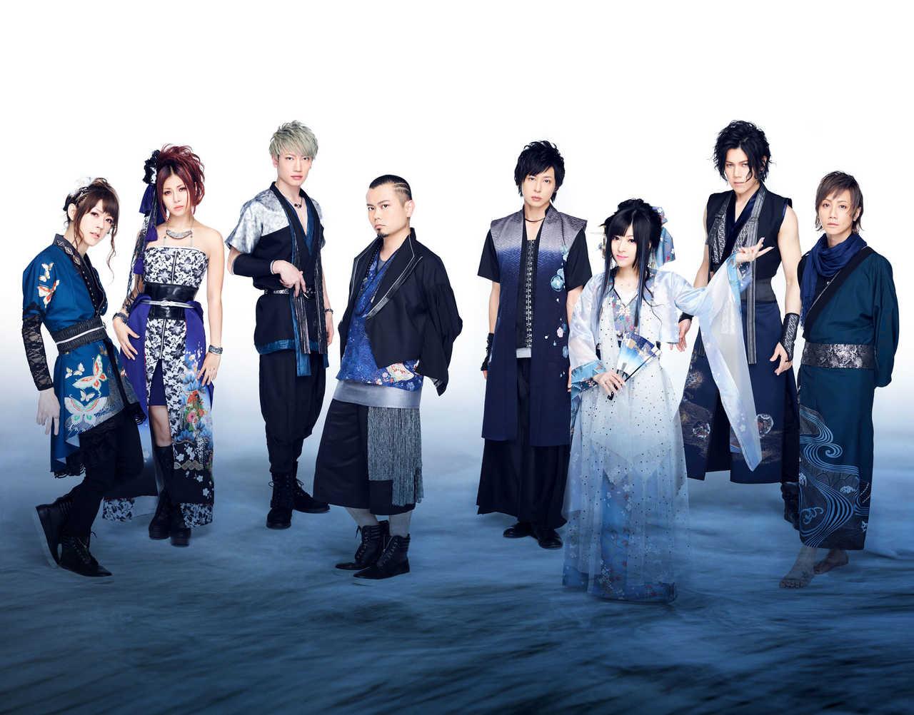 和楽器バンド、新作歌舞伎『NARUTO-ナルト-』に楽曲提供決定!