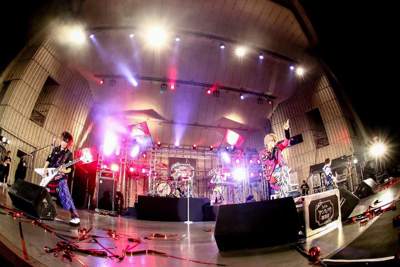 4月28日(土)@東京・日比谷野外大音楽堂