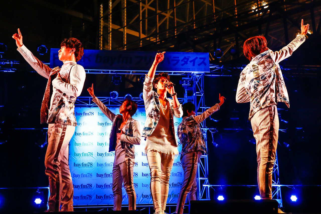 5月5日@幕張メッセ Photo by 笹森 健一