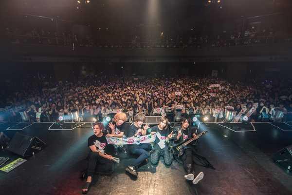 ワンマンライブ『感謝祭'18-DAY1,DAY2-』 (okmusic UP's)