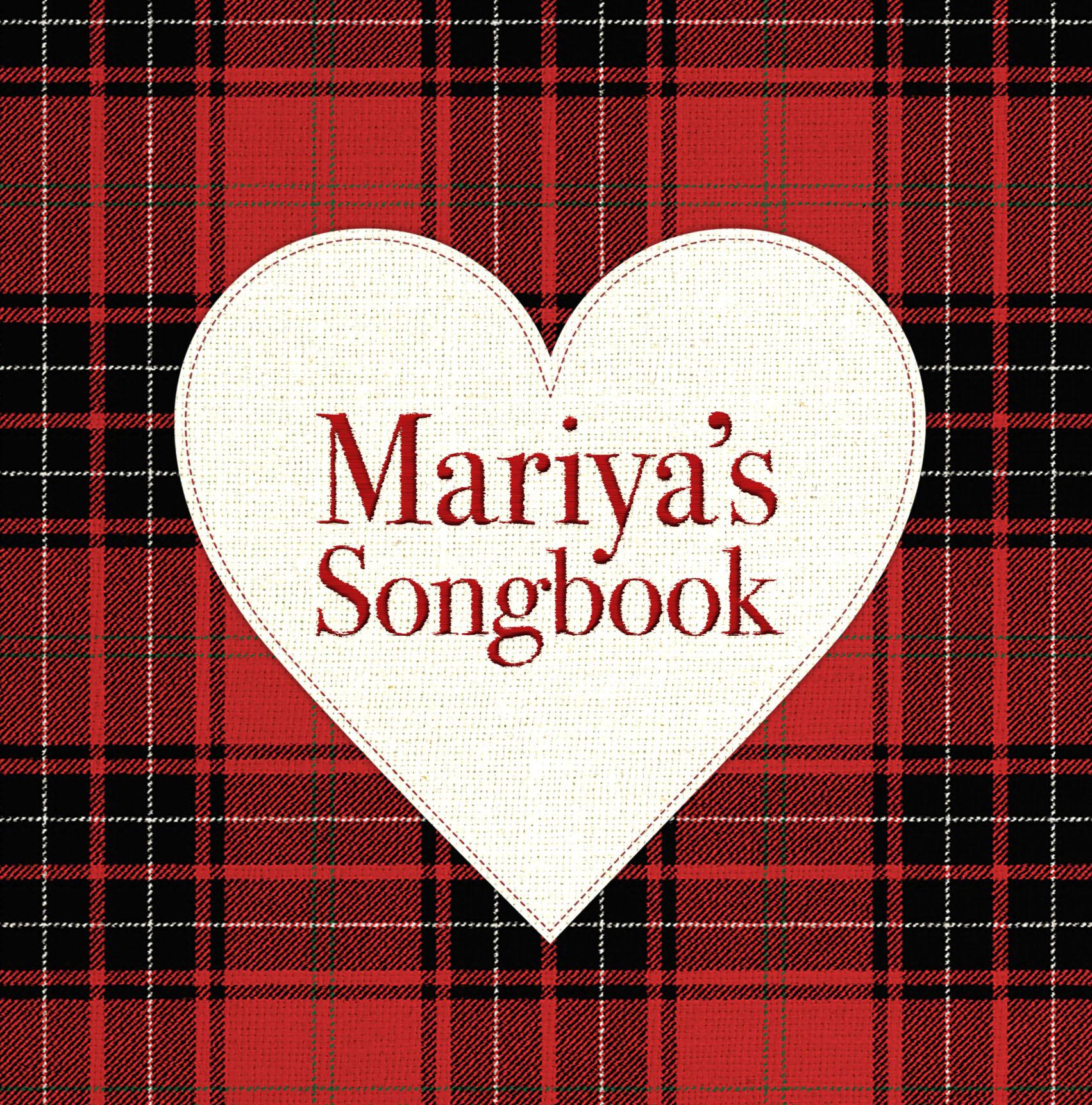 アルバム『Mariya's Songbook』